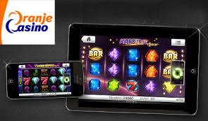 oranje casino mobiel