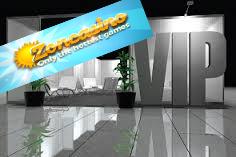 VIP lounge Zoncasino
